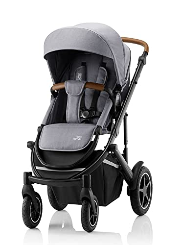 Poussette Britax Smile III Frost Grey