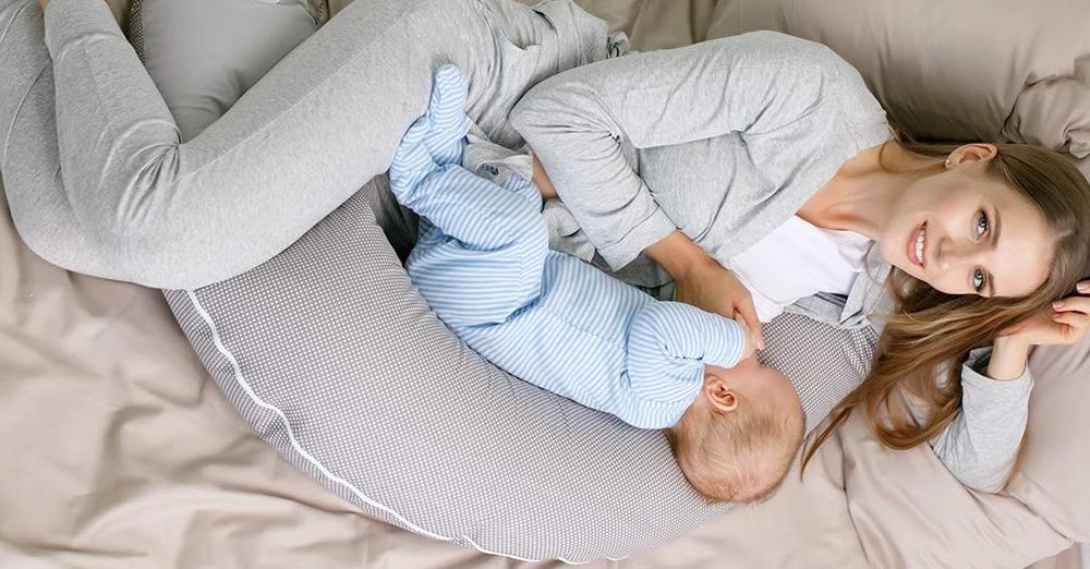 meilleur coussin d'allaitement