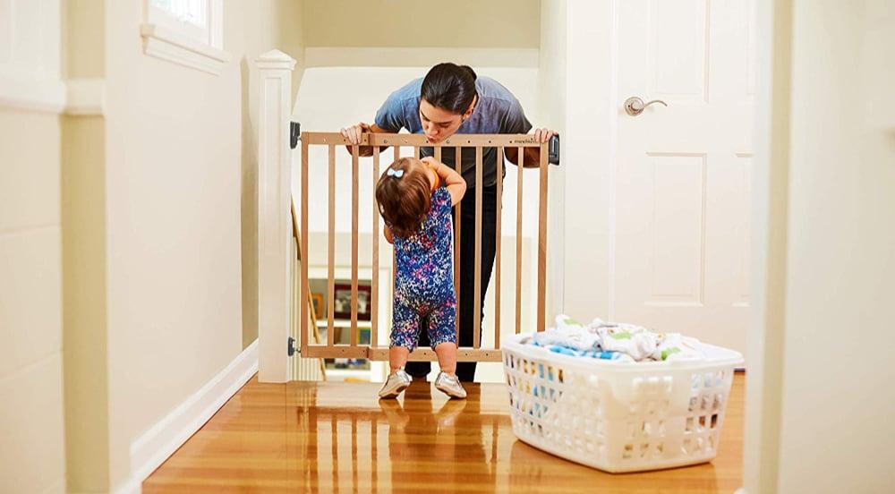 meilleure barrière de sécurité bébé