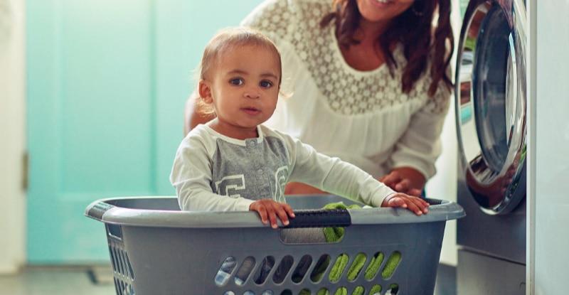 quelle lessive utiliser pour un bebe