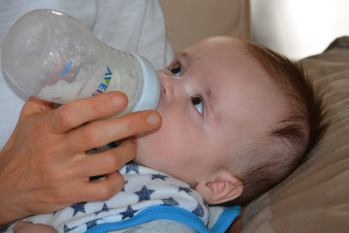 biberon-bébé